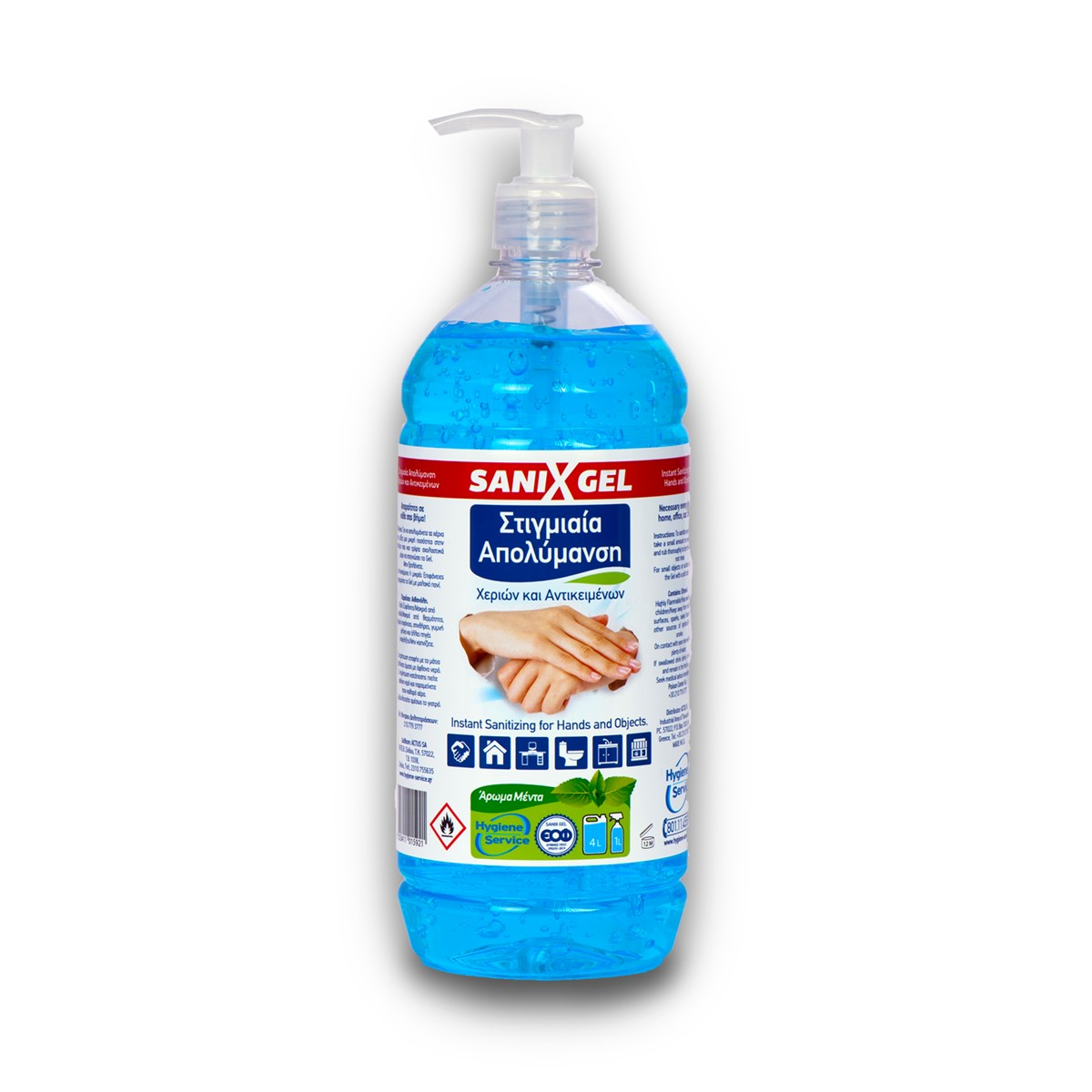 SANIX GEL 1 LT